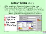 softkey editor 5 of 6