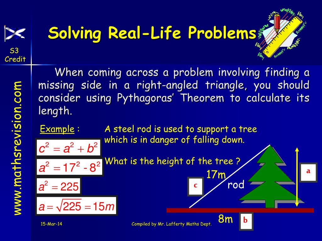 Ppt Pythagoras Theorem Powerpoint Presentation Free Download Id 492875