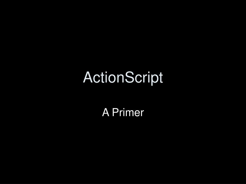 actionscript l.