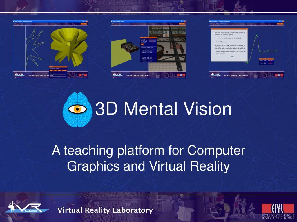 3d mental vision l.
