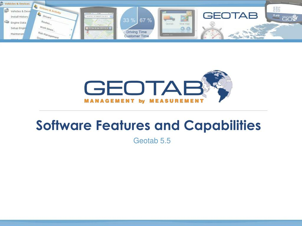 software features and capabilities l.