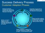 success delivery process customer adoption phases