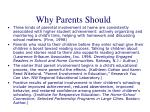 why parents should14