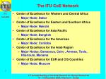 the itu coe network