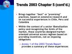 trends 2003 chapter 5 cont d