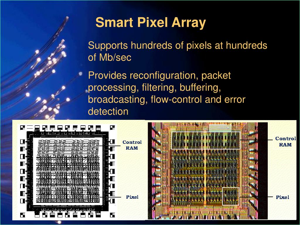 Smart Pixel Array
