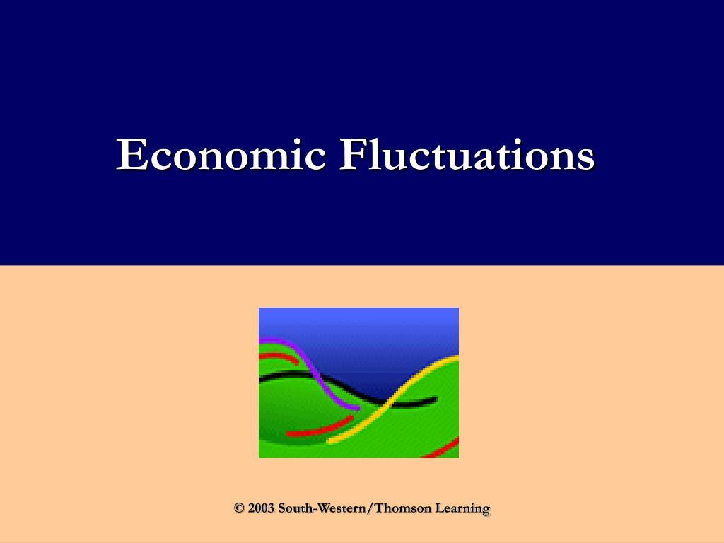 economic fluctuations l.