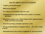 facts about fluctuations
