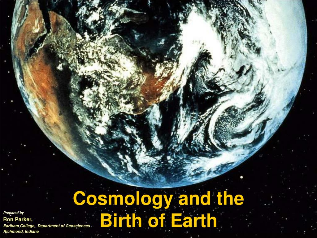 Cosmology and the