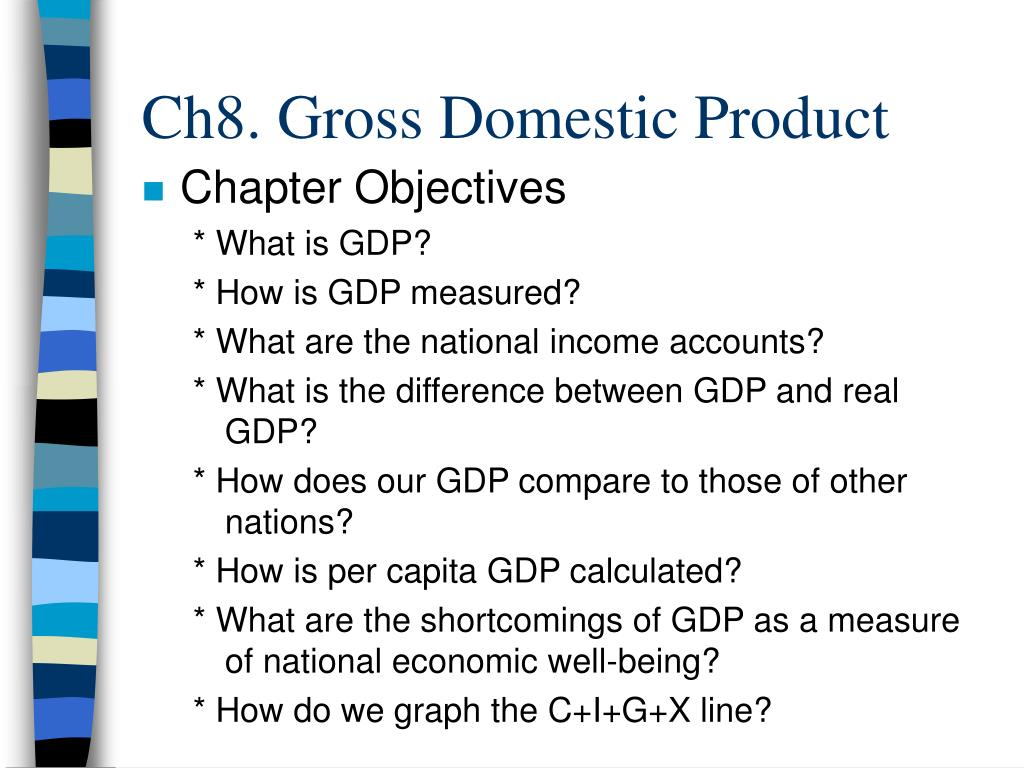 ch8 gross domestic product l.