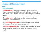 jobs and unemployment19