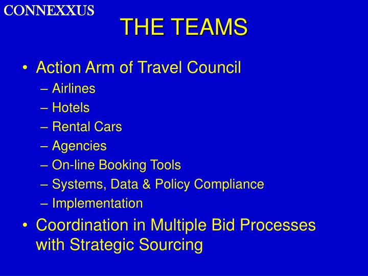 Action Arm of Travel Council