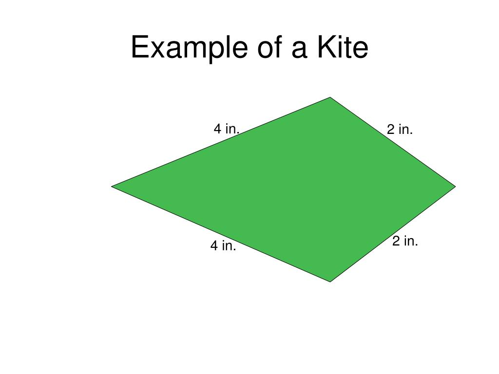 Example of a Kite