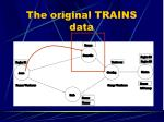 the original trains data6
