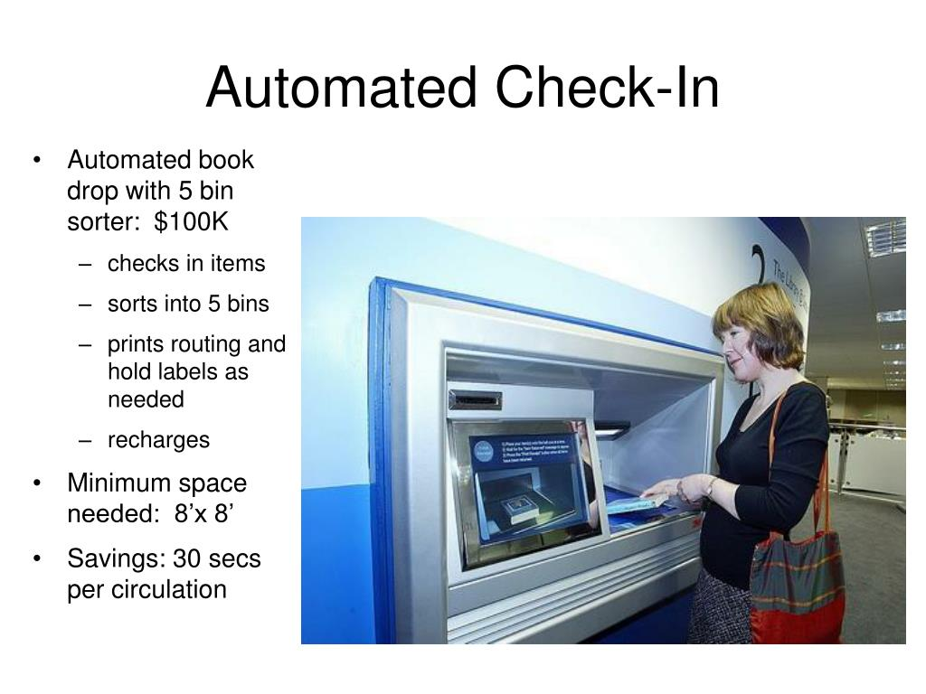 Automated Check-In