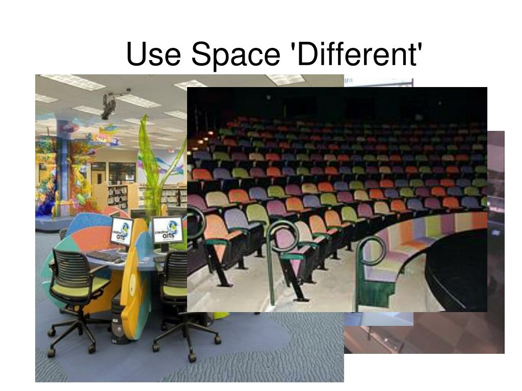 Use Space 'Different'