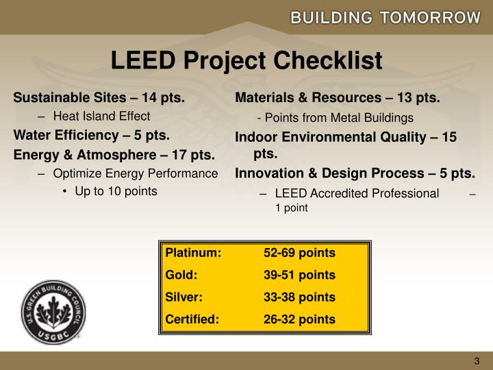 Ppt Leed Green Building Program Powerpoint Presentation Id494770
