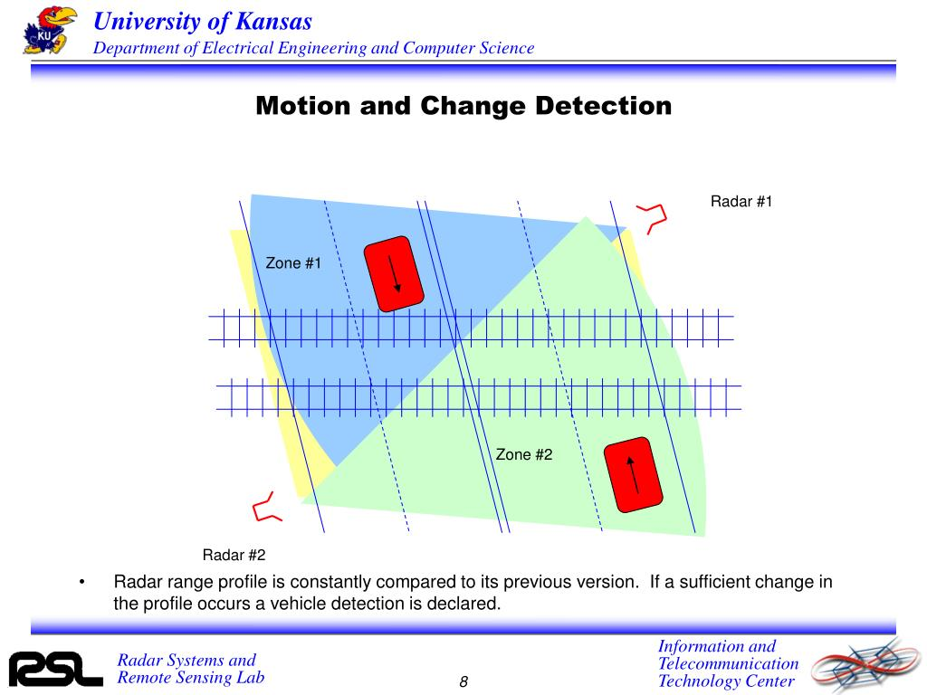Motion and Change Detection