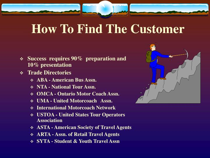 How To Find The Customer