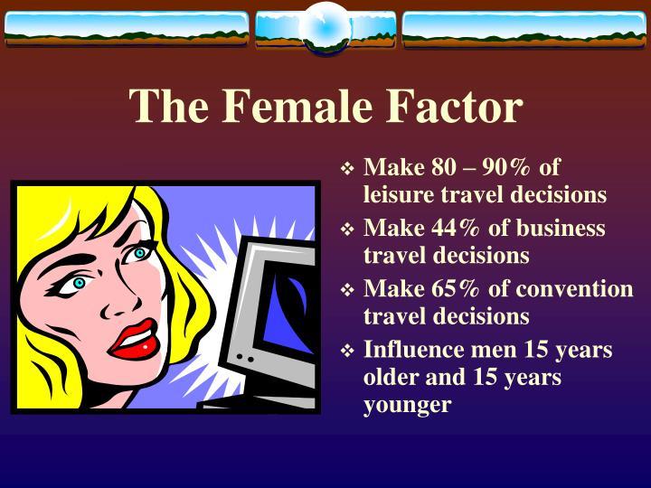 The Female Factor