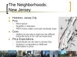 the neighborhoods new jersey