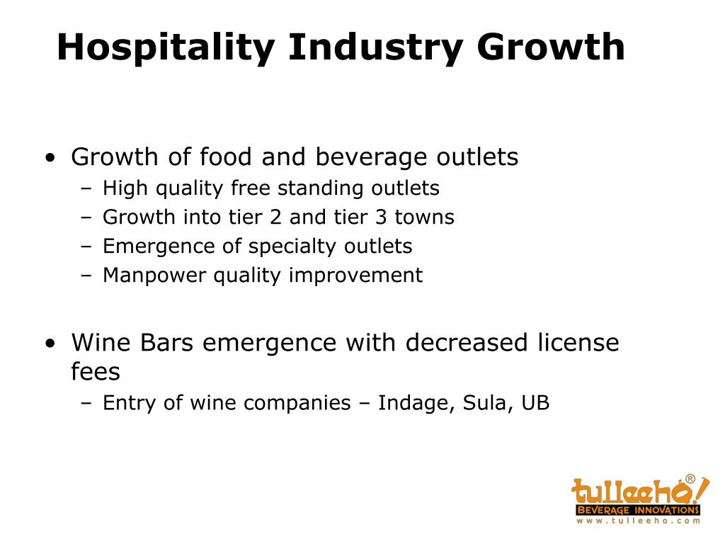 Hospitality Industry Growth