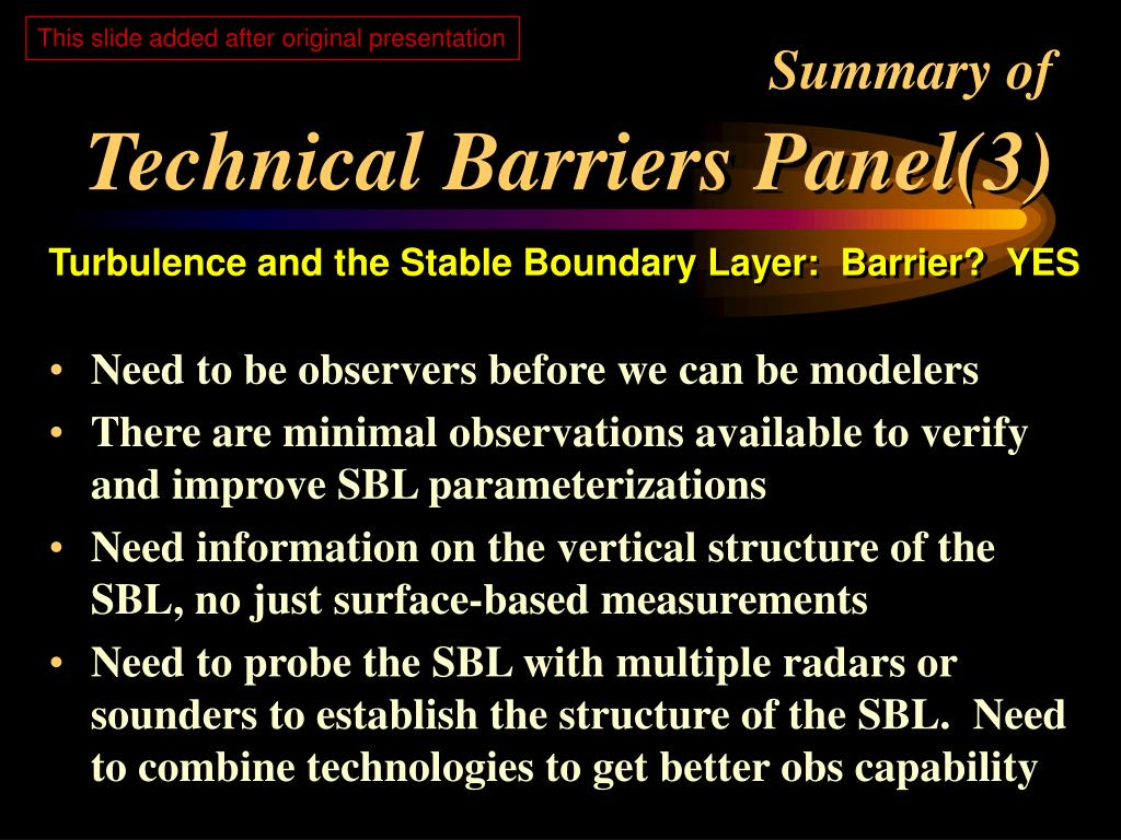 This slide added after original presentation