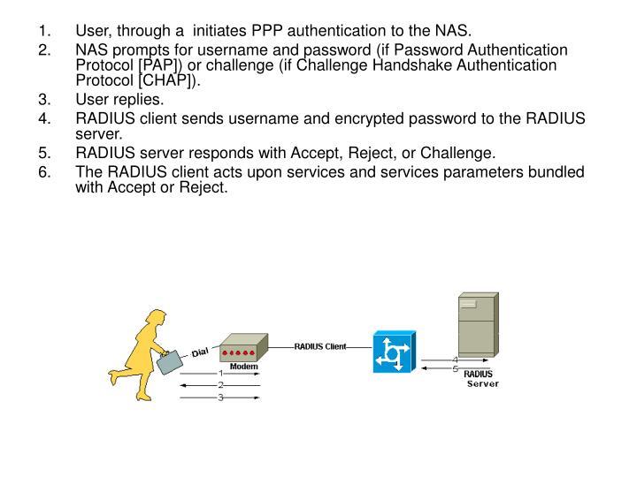 PPT - Authentication servers: ...