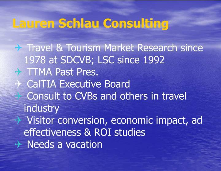 Lauren Schlau Consulting