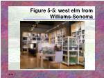 figure 5 5 west elm from williams sonoma