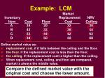example lcm