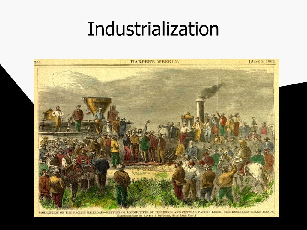 industrialization l.