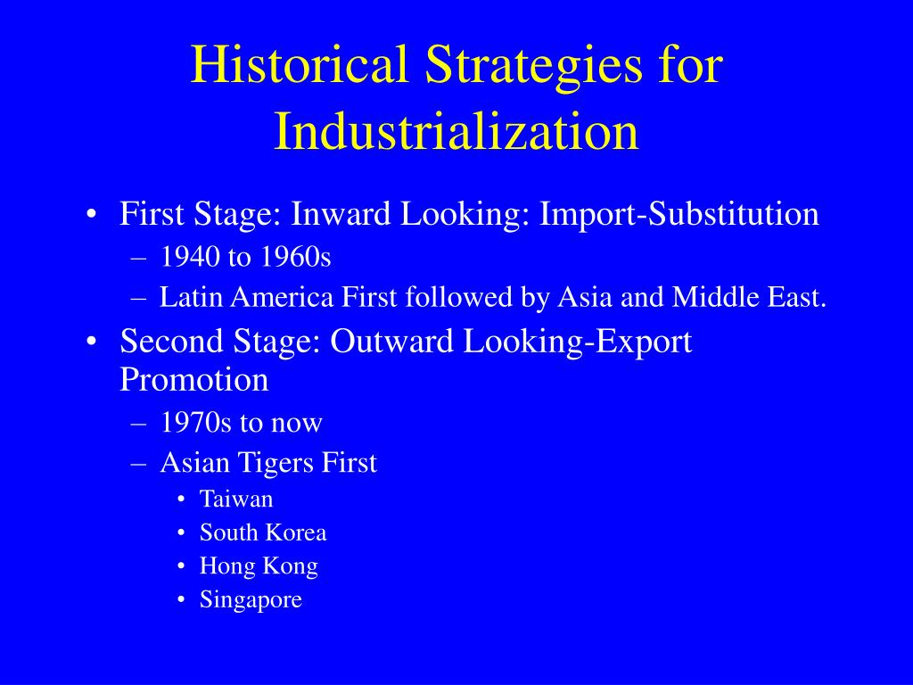asian tigers industrialization