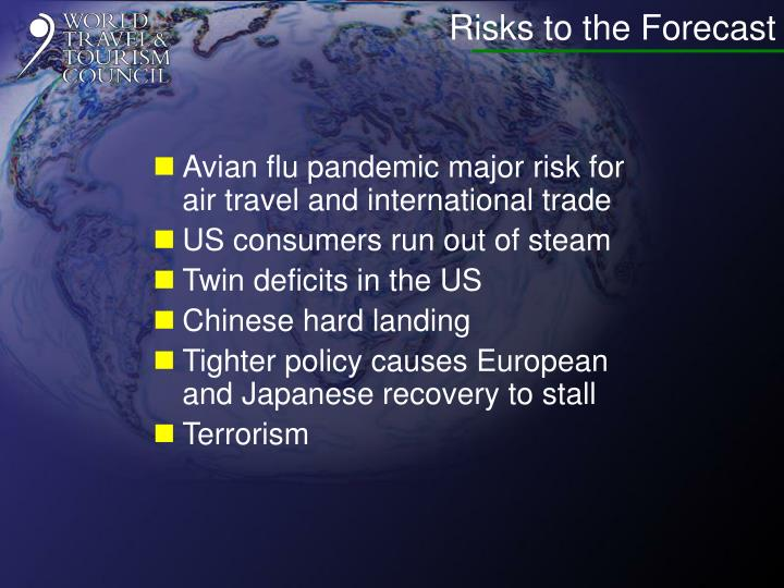 Risks to the Forecast