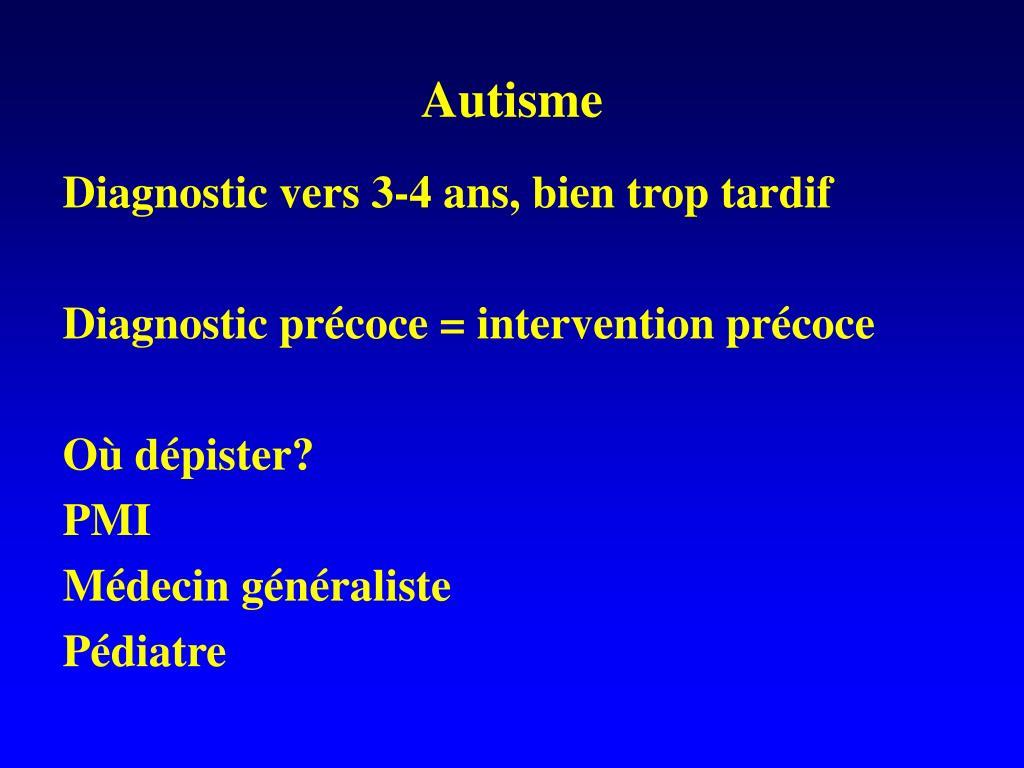 Autisme