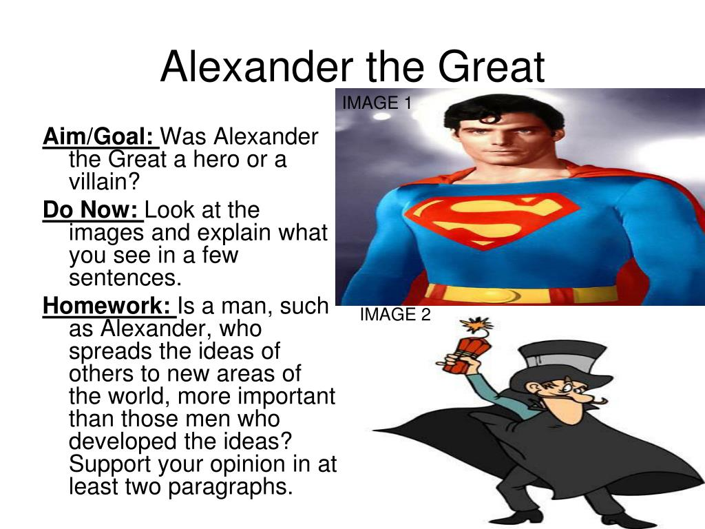 ppt alexander the great powerpoint presentation id  alexander the great l