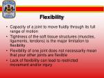 flexibility63