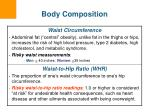 body composition68