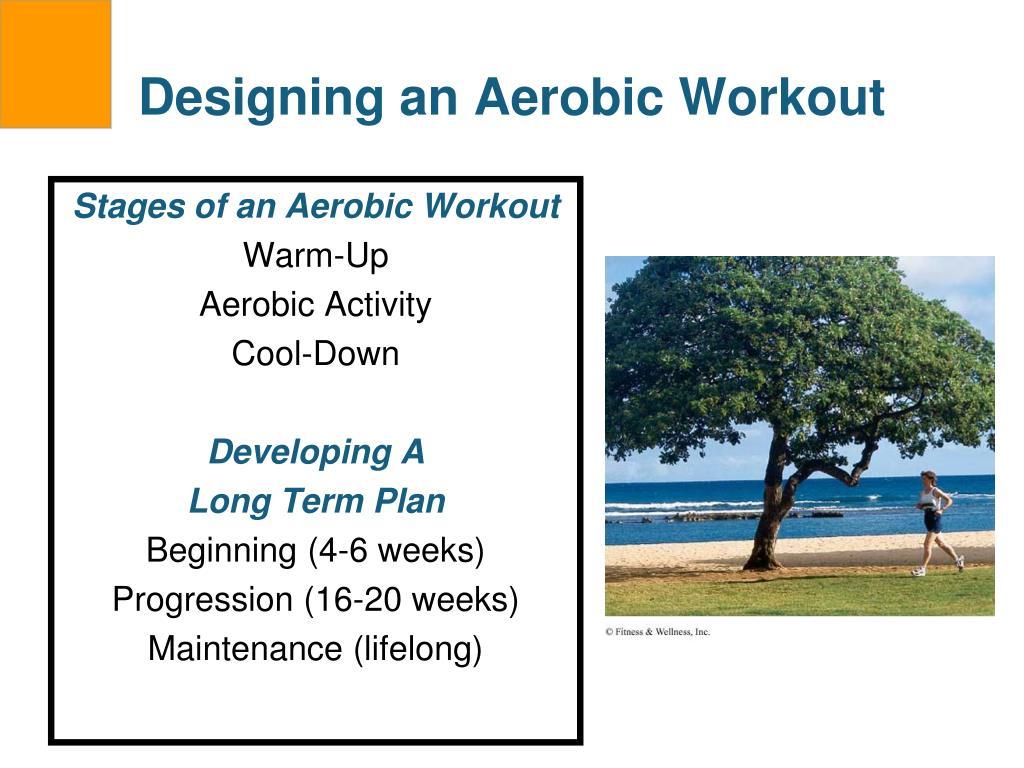 Designing an Aerobic Workout