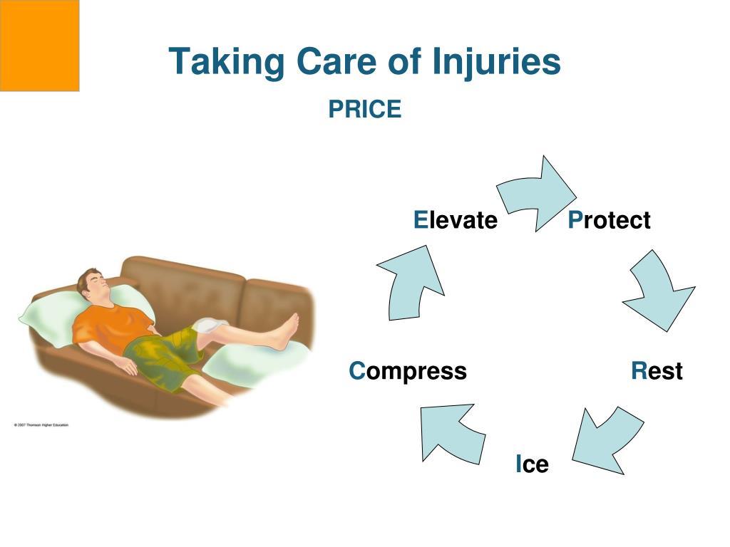 Taking Care of Injuries