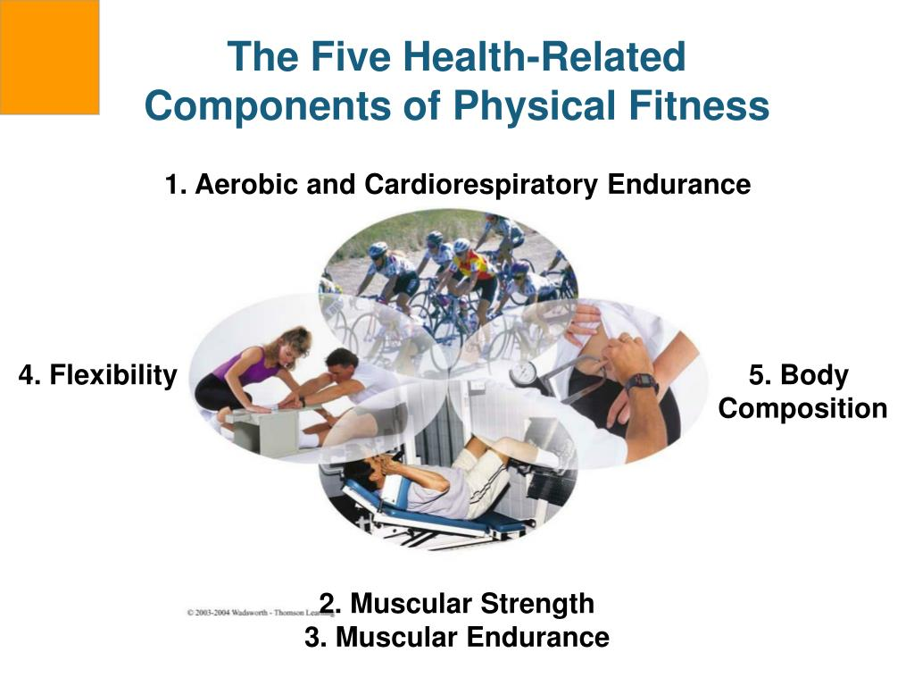 The Five Health-Related