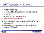 24 7 consulting support