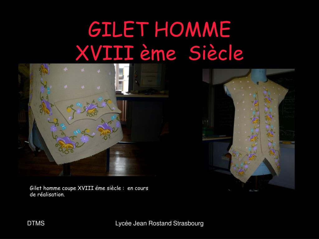 GILET HOMME