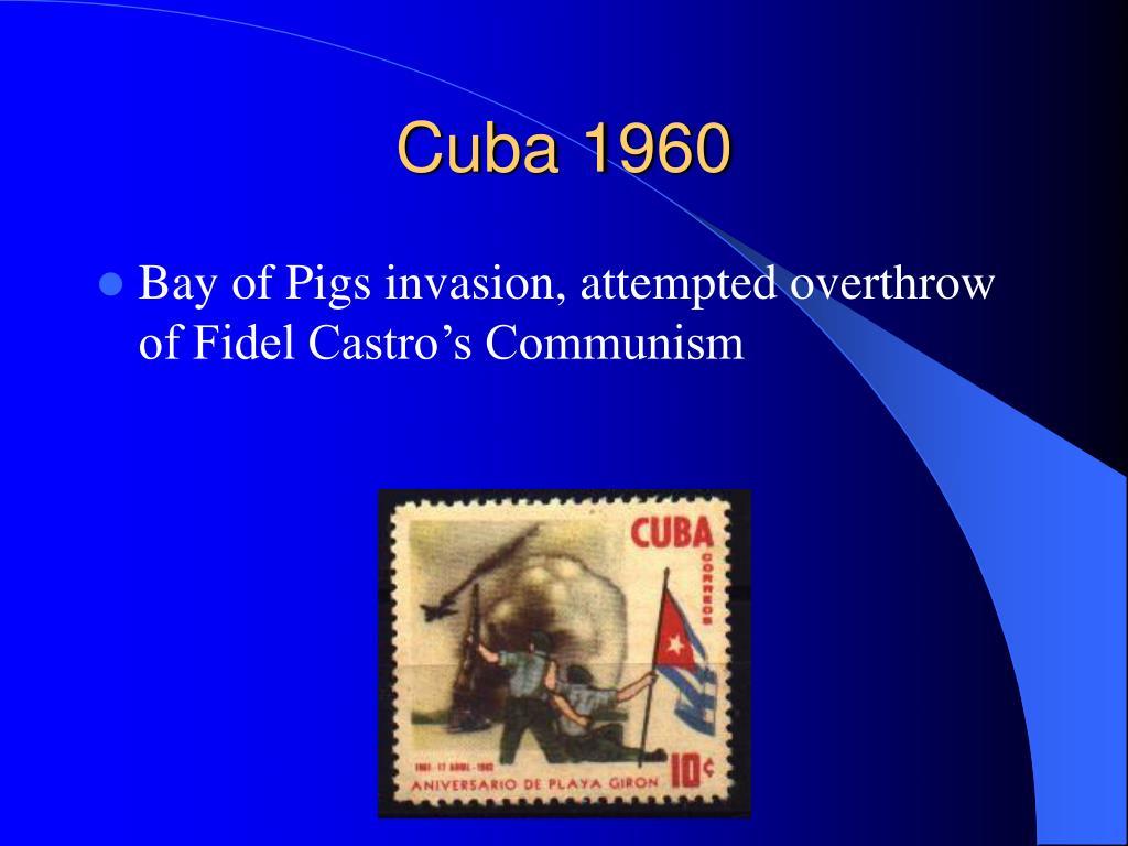 Cuba 1960