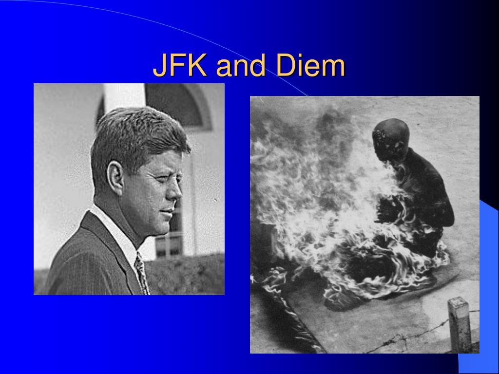 JFK and Diem