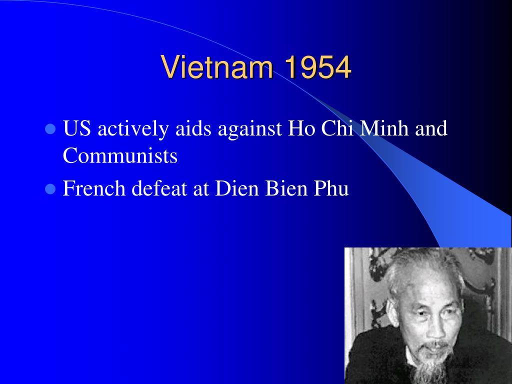Vietnam 1954