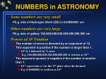 numbers in astronomy5