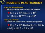 numbers in astronomy7