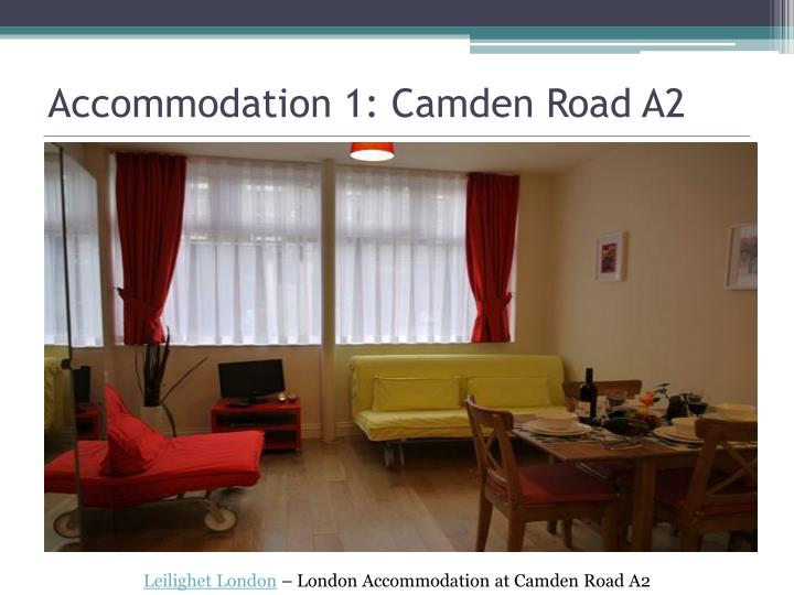 Accommodation 1 camden road a2