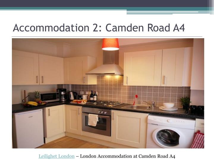 Accommodation 2 camden road a4